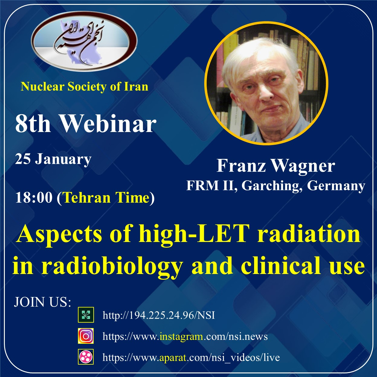 Aspects of high-LET radiation in radiobiology and clinical use