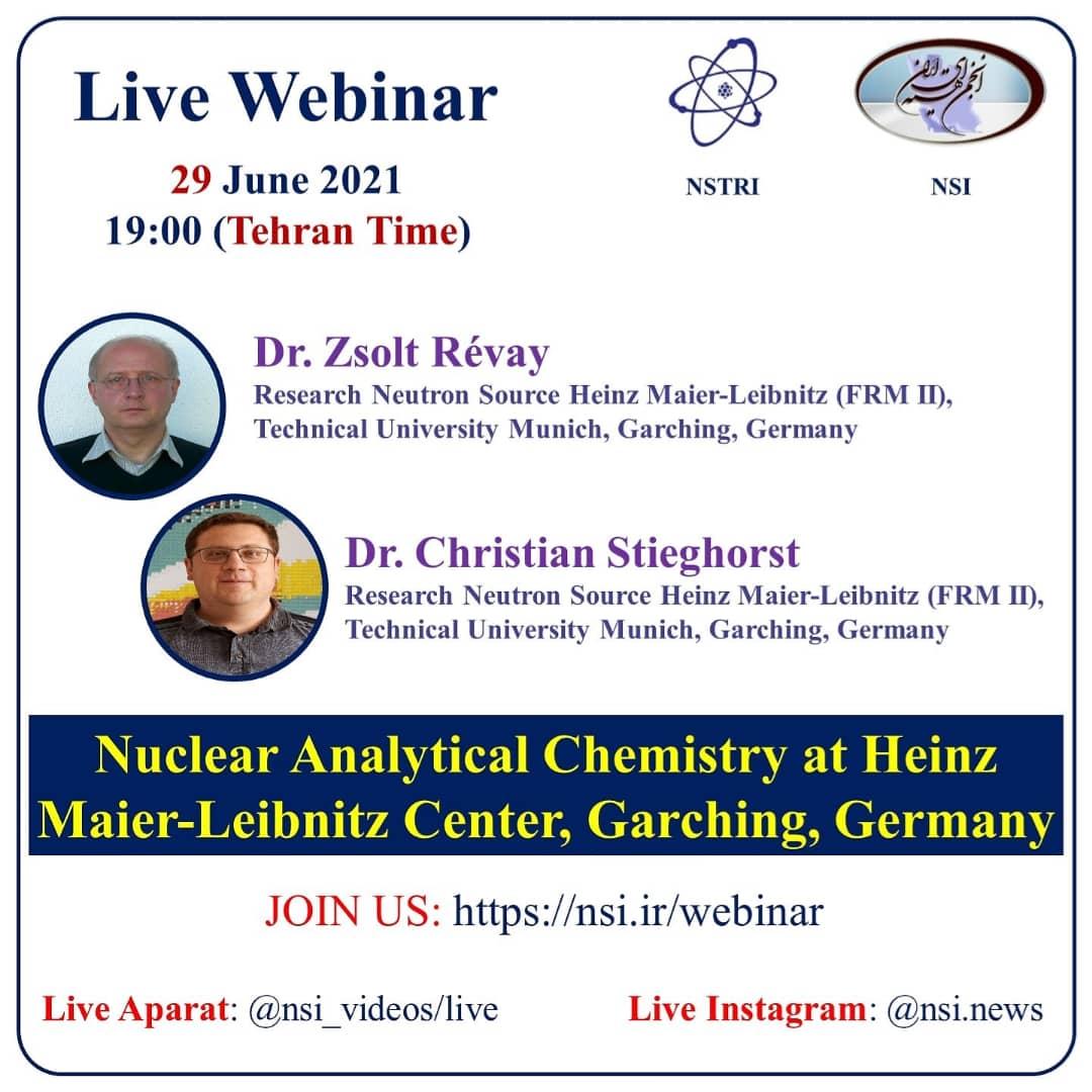Nuclear Analytical Chemistry at Heinz Maier-Leibnitz Center